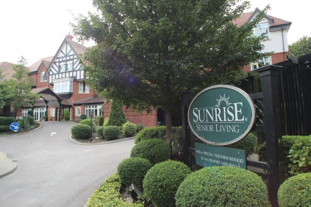Sunrise Senior Living in Purley