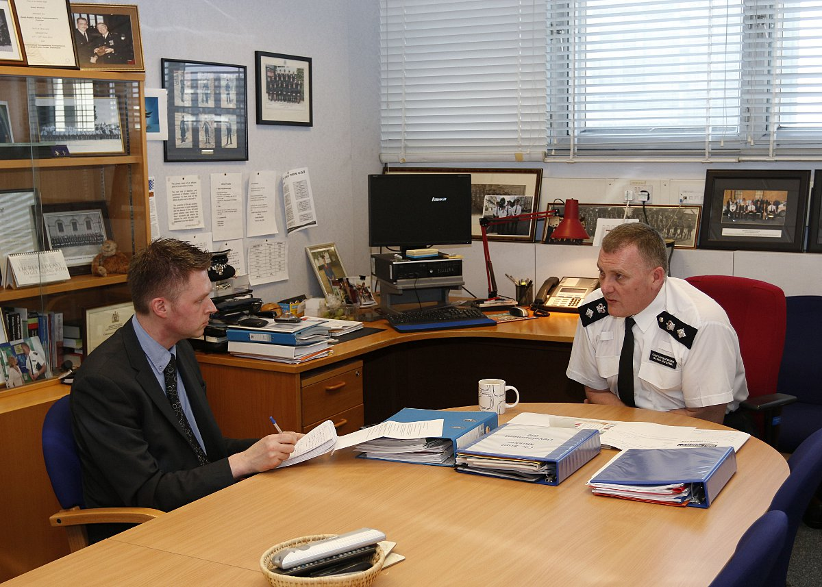 Croydon's top cop Dave Musker answers your questions