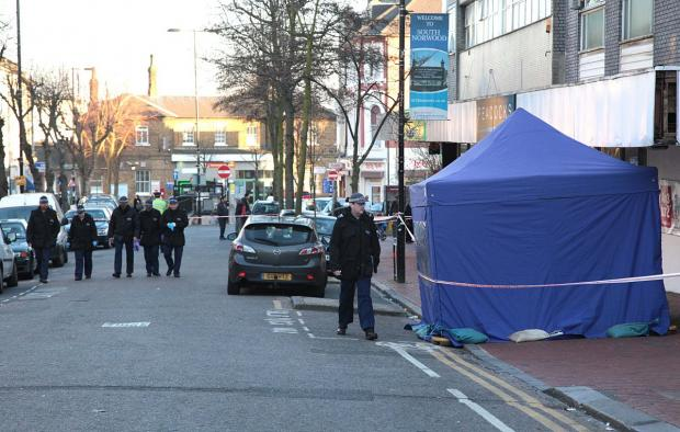 Croydon Guardian: Murder detectives are investigating the death in South Norwood