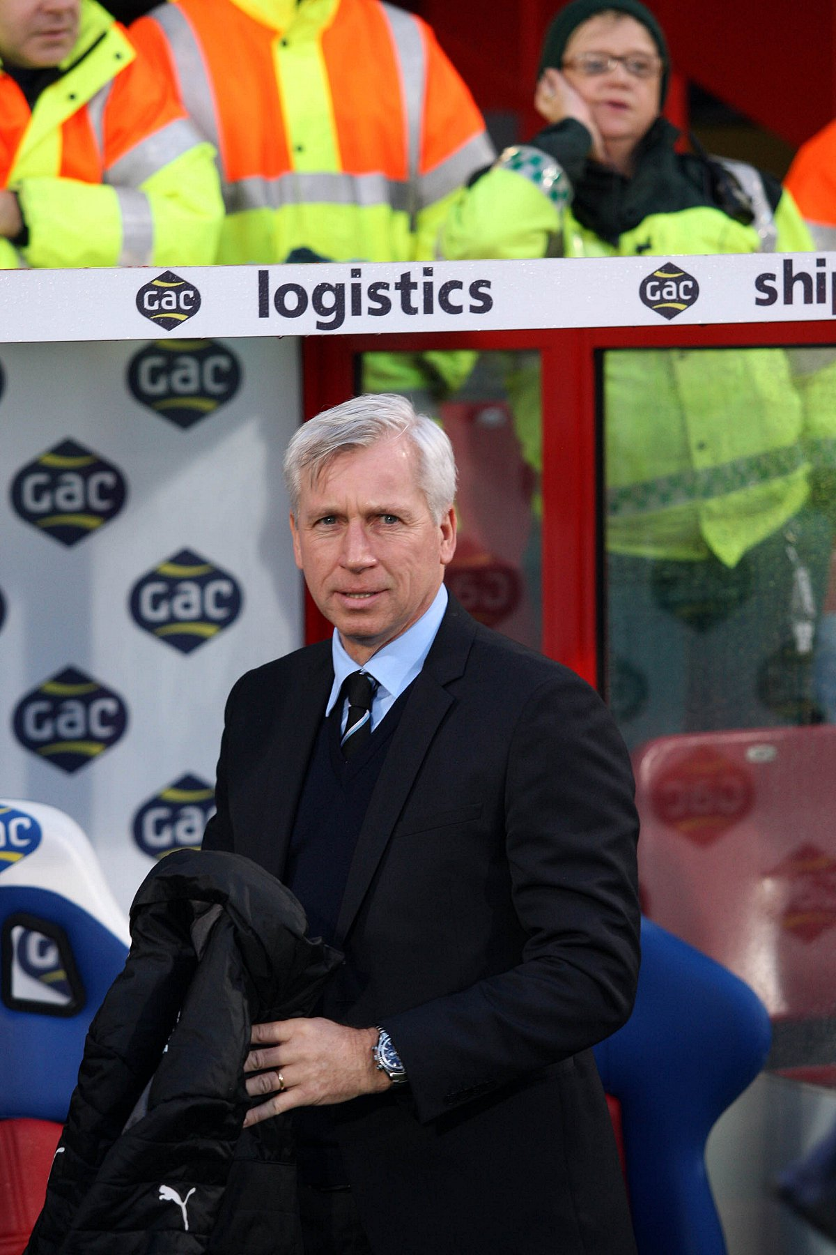 Coming back? Depending on what you read, Alan Pardew is due a return to Selhurst Park - utter rubbish