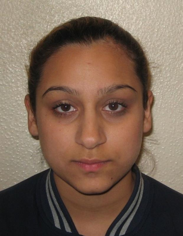 Croydon Guardian: Madona Hamzie is wanted in connection with 10 pickpocketing offences