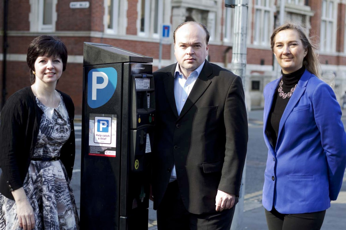 Rewards offered to catch parking meter vandals in Croydon