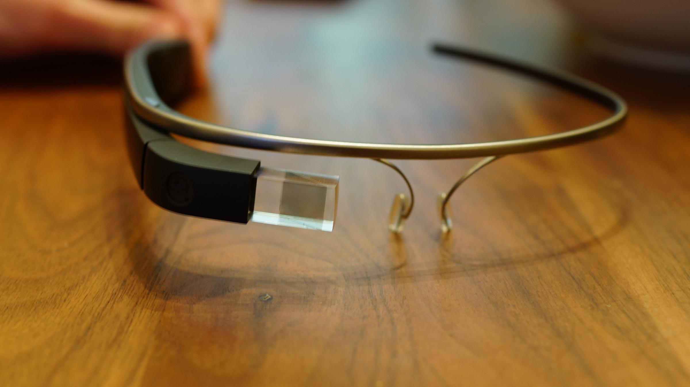 Google Glass is to spell the end of council chamber meetings