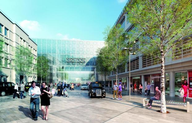 The new Westfield and Hammerson development is a huge selling point for the town