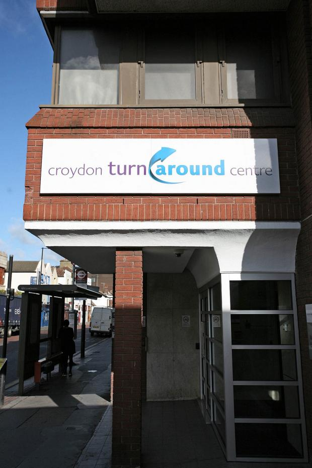Croydon Guardian: The Turnaround Centre in Croydon where the Safer London Foundation team in the borough is based.