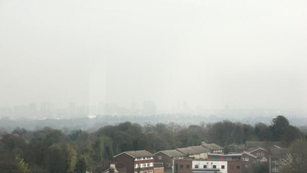 Public Health England said 247 Croydon and Sutton deaths can be blamed on pollution