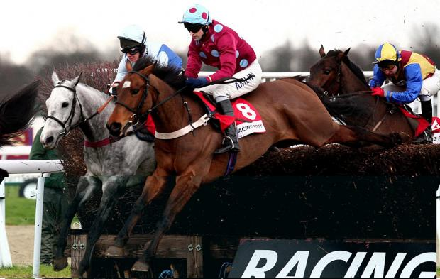 The Grand National is on Saturday