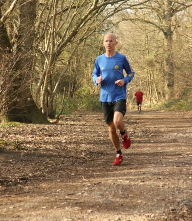 David Freeman: First across the the Banstead Woods line