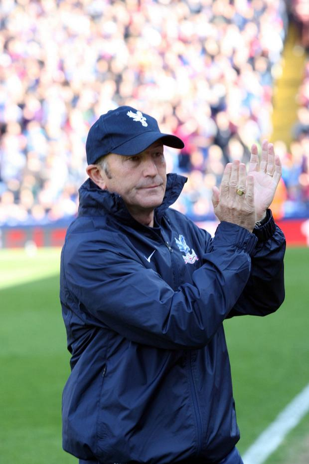 Croydon Guardian: Pulis speaks of Crystal Palace pride after safety all but guaranteed by Everton win