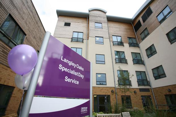 Langley Oaks care home in South Croydon opened in 2010
