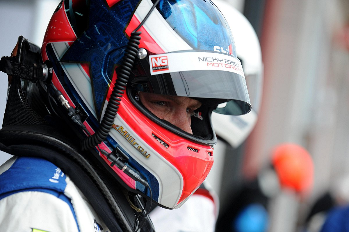 Rising sun: Esher's Ollie Millroy is set for the Asian GT racing scene