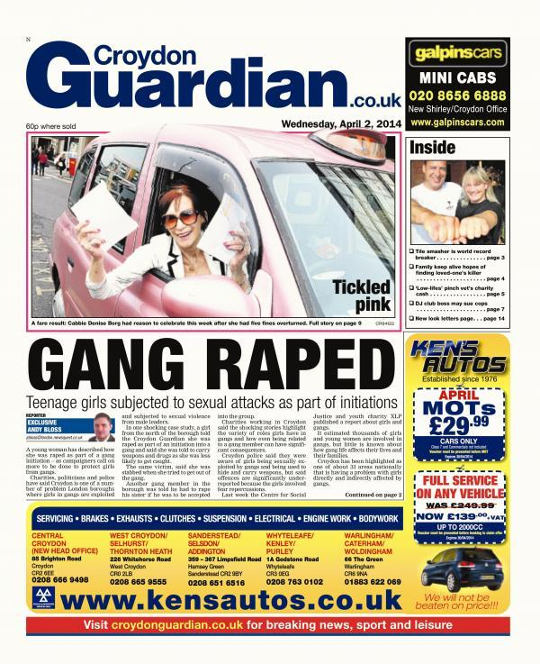 Croydon Guardian:
