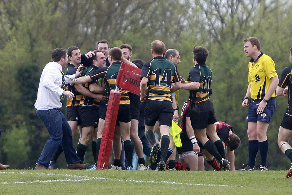 Twickenham's title hopes are dashed - but there is still the promotion play-off