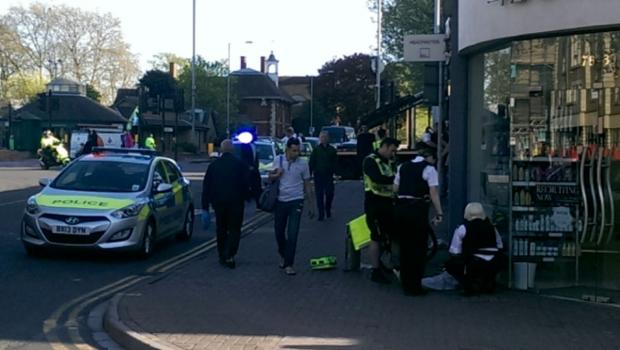 Five charged with violent disorder following Kingston town centre brawl