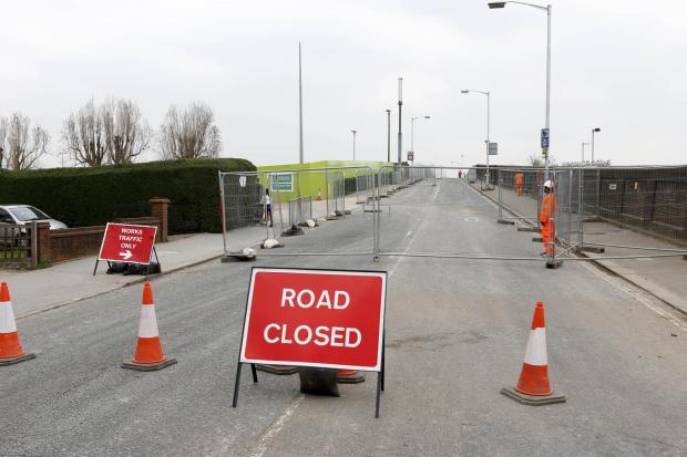 Tennison Road bridge will be closed for nine months
