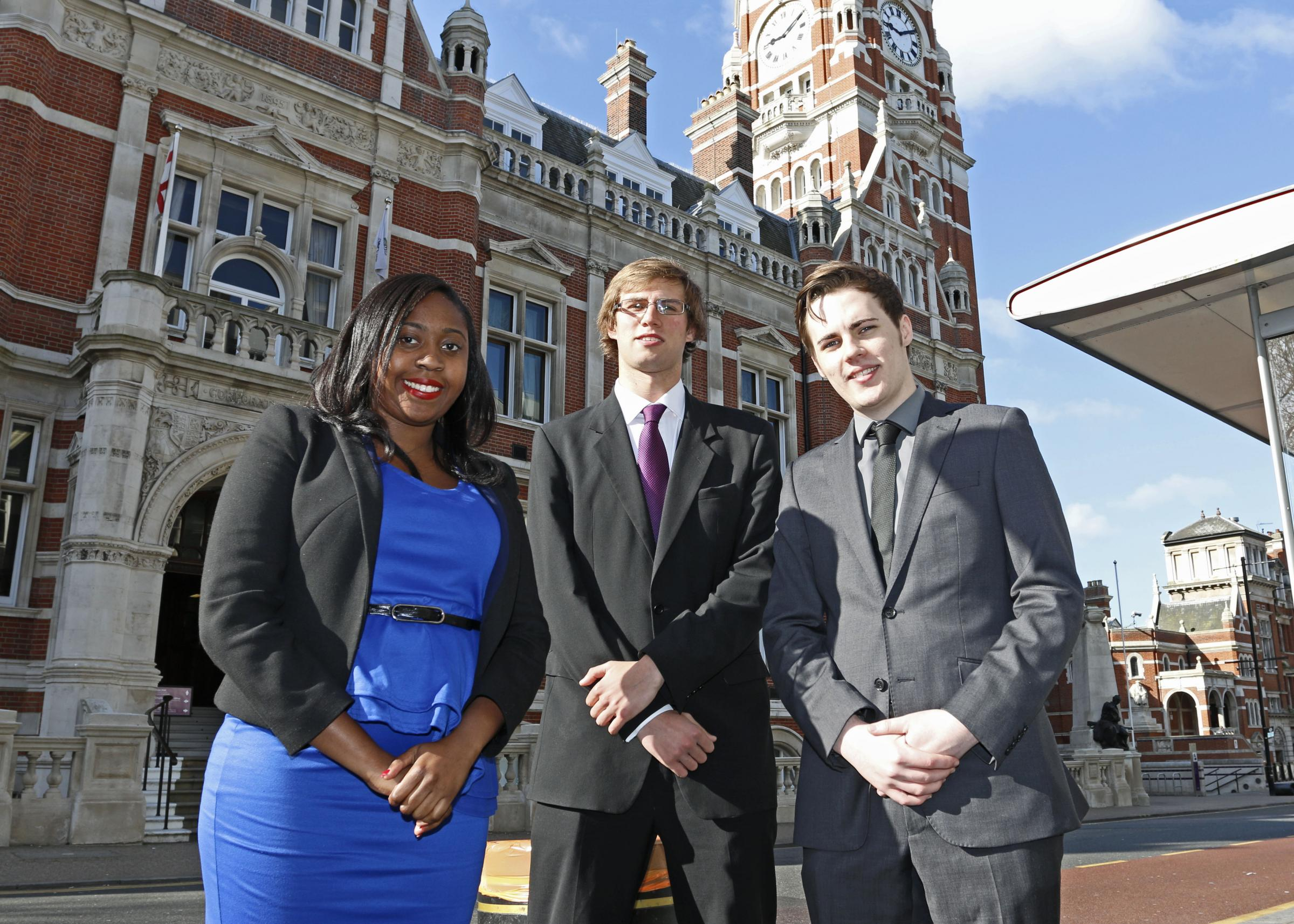 Croydon's youngest candidates want more young people to vote