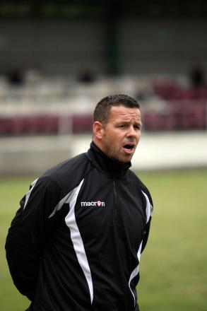 High hopes: John Fowler faces a weekend that could change everything for Whyteleafe                 SP72974