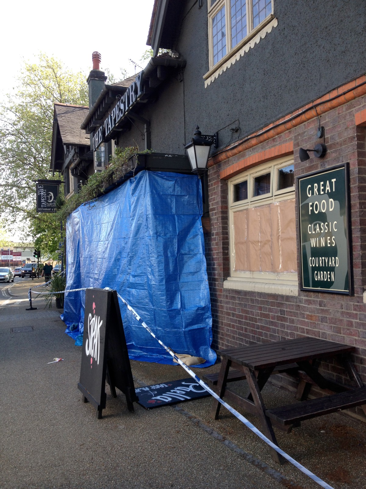 Owner shocked at death of regular customer after stabbing inside Mortlake tapas bar