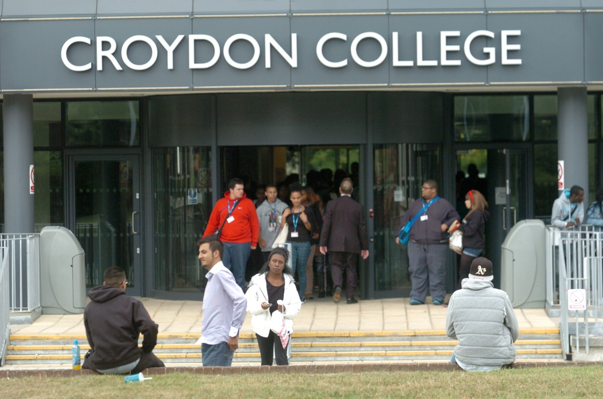 Toby Otober worked as a lecturer at Croydon College