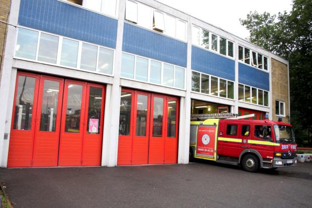 The entire force at the Wandworth Fire Brigade, which includes 53 Fire Brigades Union (FBU) members, will strike for 22 hours over three days.