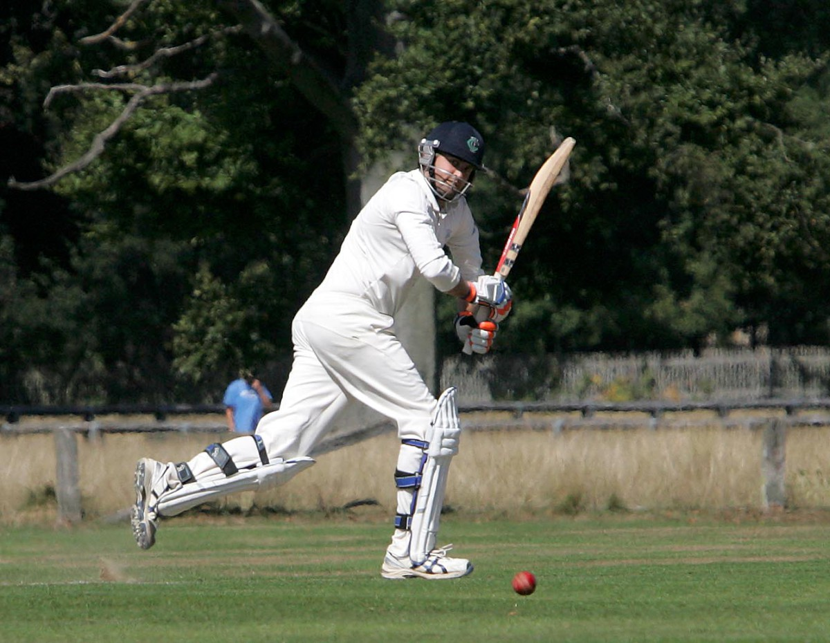 Aim: Teddington skipper James Keightley is looking to reclaim the cro