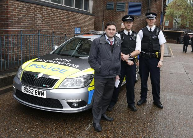 Reporter Andy Bloss joined PCs McGrath & Toomey on a shift as the Police rapid response team