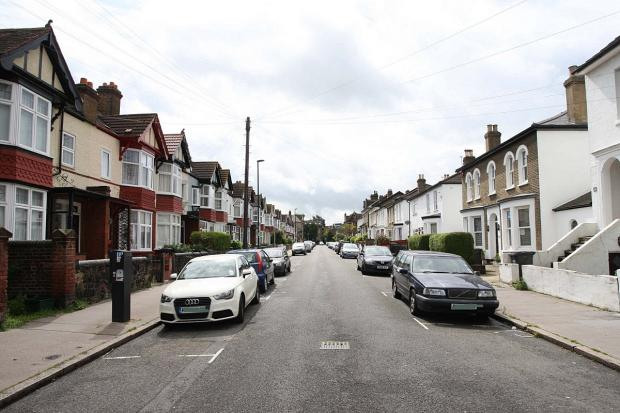 Inglis Road in Addiscombe has six candidates fighting for streets across London
