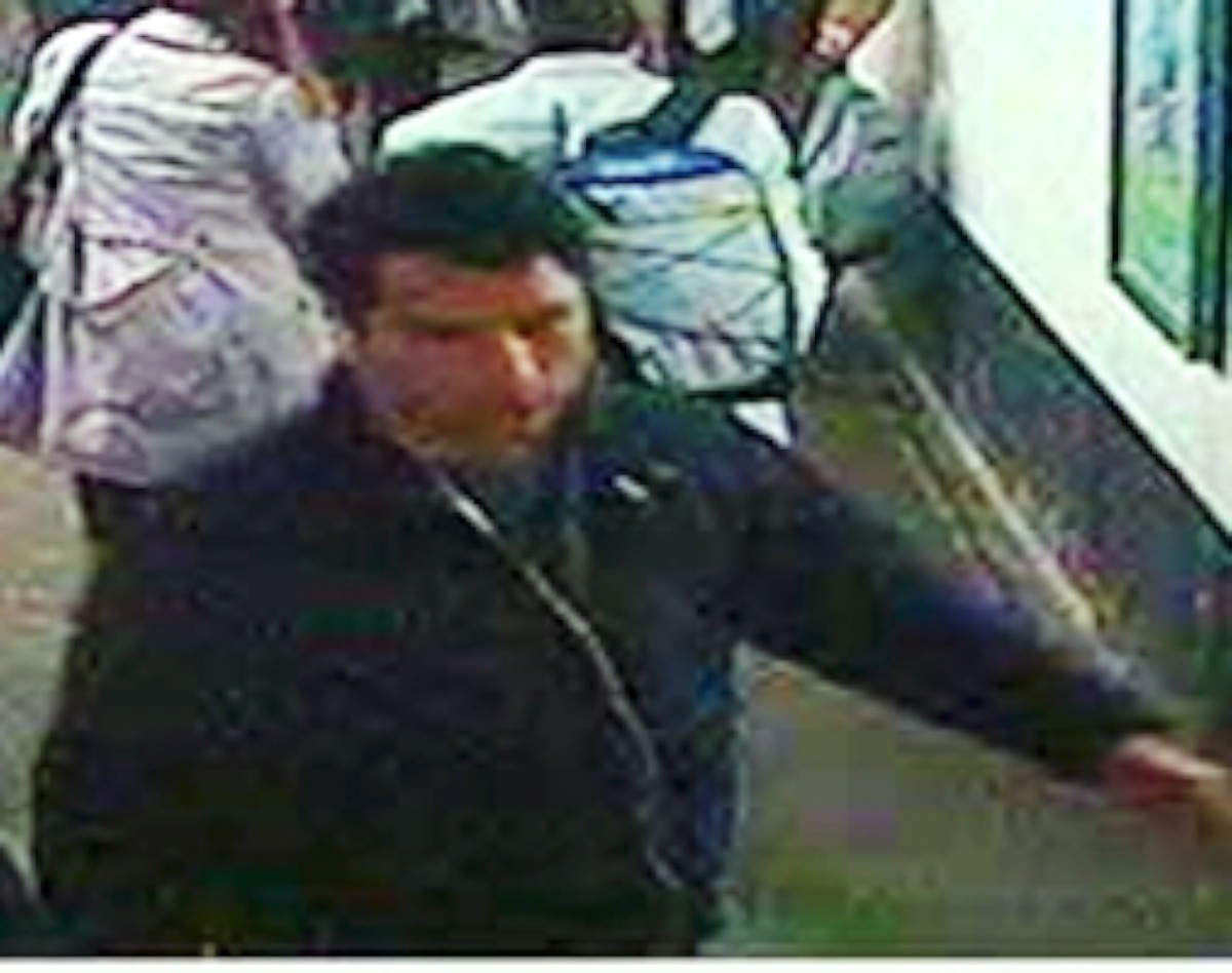 Passenger attacked by stranger onboard train at Purley
