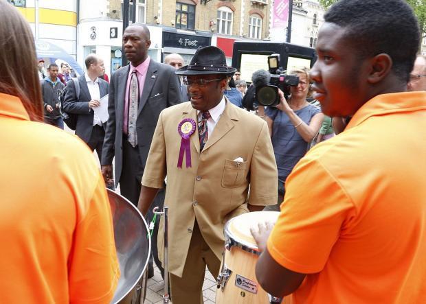 Croydon Guardian: The steel band stopped playing after discovering what they had been booked for