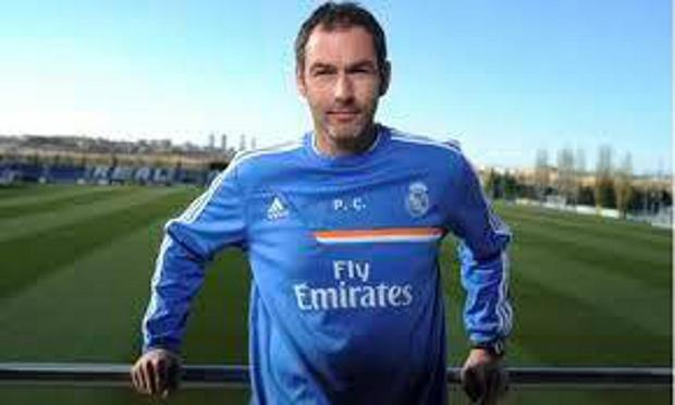 On the big stage: Former Banstead Athletic man Paul Clement will be in the dug-out for the all-Madrid Champions League final this weekend