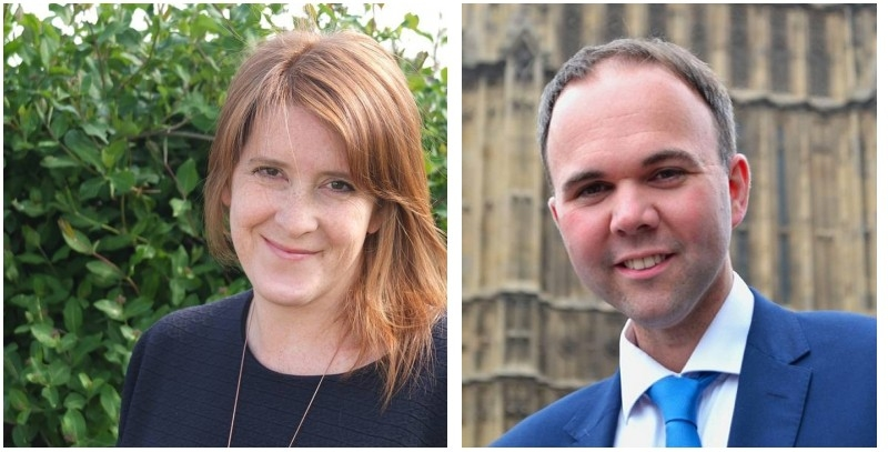 Labour's Sarah Jones will challenge incumbent Conservative MP Gavin Barwell for the Croydon Central seat