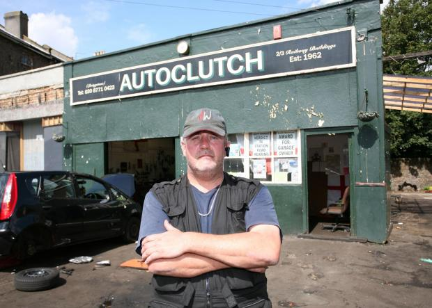 Richard Hough, owner of Autoclutch