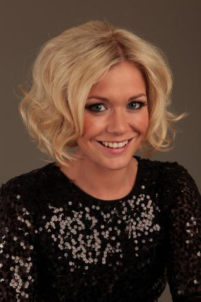 Suzanne Shaw is starring in Blockbuster: The Musical
