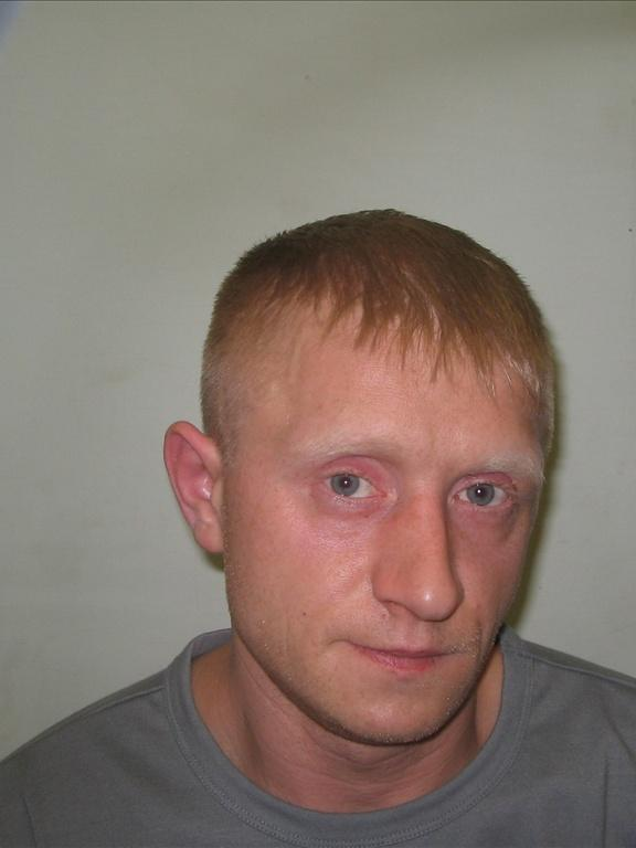 Jurius Tarasov is still wanted by police