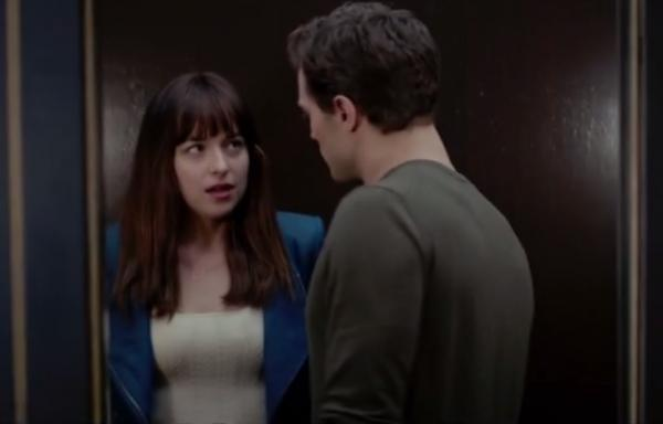 Fifty Shades of Grey is being released next Valentine's Day