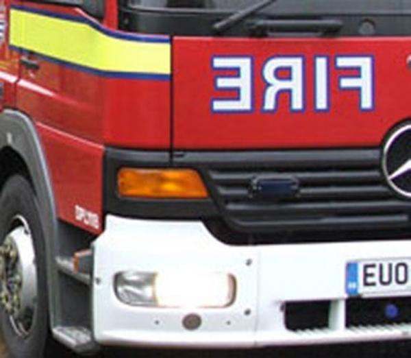 Crews from Norbury, Tooting and West Norwood were called to the fire in Westwell Road, Streatham