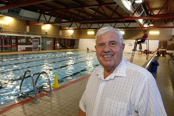 Croydon Champions: Swimming campaigner went in at the deep end