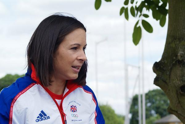 Life begins at 40: Jo Pavey, winner of a Commonwealth Games bronze medal over 5,000m