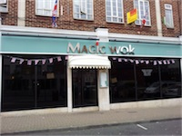 Magic Wok Chinese