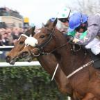Croydon Guardian: Gaz 12-08-14E  Brae Hill (No.15 ) pictured winning the 2012  William Hill Lincoln, has now ended his racing career. (Alec Russell photograph   Doncaster  31/3/2012) (9194564)