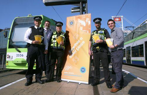A leaflet has been produced about how safe it is to travel on public transport in Croydon.