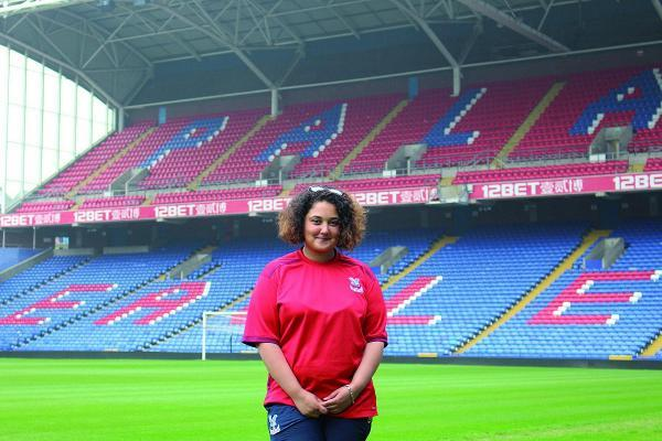 Zuleika Williams has turned her life around due to the Aspire to Employability course