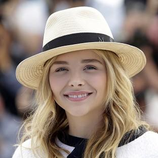 Chloe Grace Moretz thinks the media's interest in her is silly