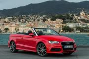 The new Audi A3 Cabriolet