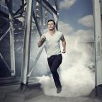 Croydon Guardian: Luke Evans says he hates giving up booze to get fit (David Clerihew/Men's Health)