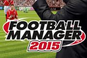 Football Manager 2015 published by Sega
