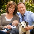 Croydon Guardian: Babies cause chaos on Midsomer Murders set