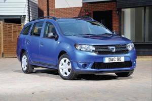 Dacia Logan Laureate 1.5 dCi 90 MCV: Perfect timing to launch this bargain load lugger