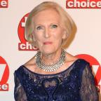 Croydon Guardian: Great British Bake Off's Mary Berry reveals why she was not always top of the class at cookery school