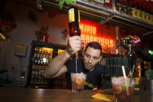 PICTURED: Brazil comes to Brixton at new Caipirinha Bar